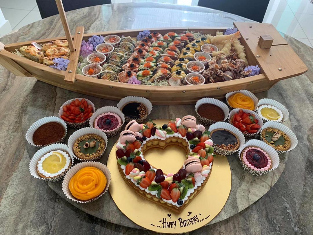 Sushi Party Set